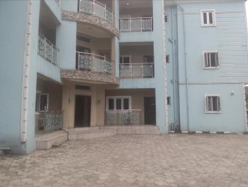 Well Finished 2 Bedroom Flat with Exquisitely Finishing, Off Mummy B Road, By Stadium Road, Gra Phase 1, Port Harcourt, Rivers, Flat for Rent