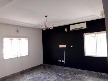 Service 2 Bedroom Flat with Generator and Air Conditioner, Off Ibb Way, Maitama District, Abuja, Flat for Rent