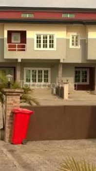 3 Bedroom House with Bq, Lekki Garden, Ilom Street, Woji, Port Harcourt, Rivers, House for Sale