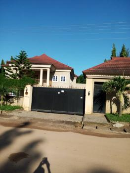Finished 11 Bedroom Mansion and 4 Rooms Service Quarters in a Well Landscaped Compound, Prince & Princess Estate, Duboyi, Abuja, Detached Duplex for Sale