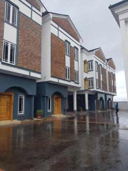 Luxury 4 Bedroom Semi Detached House with Bq, Oniru, Victoria Island (vi), Lagos, Semi-detached Duplex for Sale