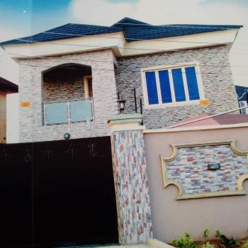 a Tasteful Finished 4bedroom Detached House  in an Estate, Opposite Omole Phase 1, Ikeja, Lagos, Detached Duplex for Sale