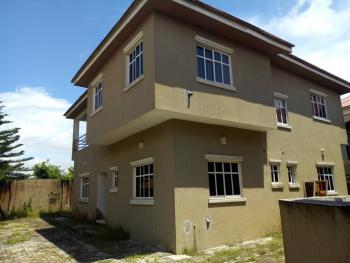 Detached  4 Bedroom  Duplex Bq, Crown Estate, Ajah, Lagos, House for Rent