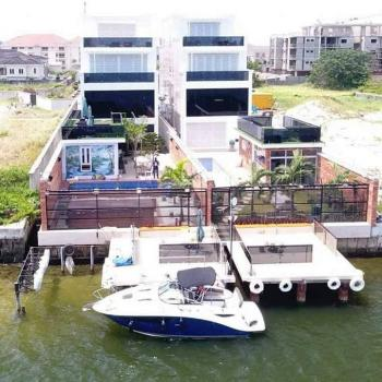 Luxuriously Built Waterfront 5 Bedroom House with Swimming Pool, Banana Island, Ikoyi, Lagos, Detached Duplex for Sale