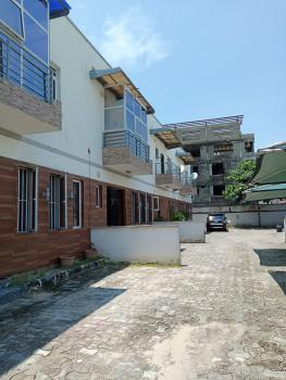Self Service 4 Bedroom Terrace  Duplex, Off Palace Road, Oniru, Victoria Island (vi), Lagos, Terraced Duplex for Rent