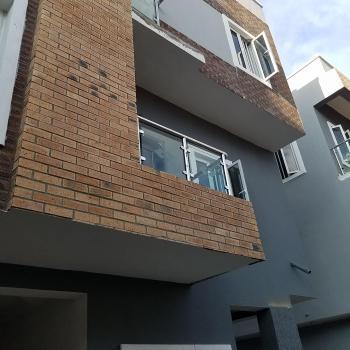 Standard Brand New 4 Bedroom Maisonette with Bq, Ikate Elegushi, Lekki, Lagos, Terraced Duplex for Sale
