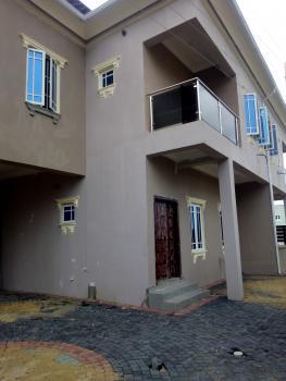 Brand New 4 Bedroom Duplex, Before Sangotedo Shoprite, Peninsula Garden Estate, Ajah, Lagos, Detached Duplex for Sale