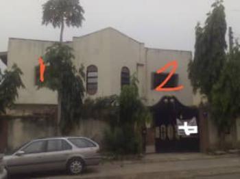 4 Bedroom Twin Duplex with 2 Rooms Bq Each, Area 8, Garki, Abuja, Semi-detached Duplex for Sale