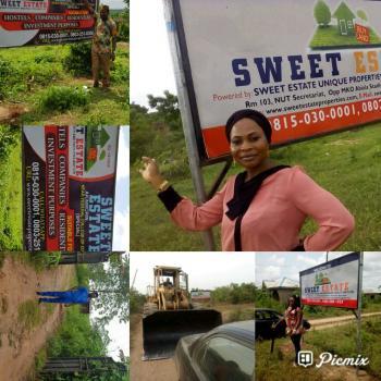 Sweet Estate Residential/farm Land, Mawuko, Odeda, Ogun, Mixed-use Land for Sale
