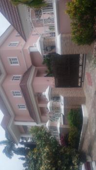 Luxury 7 Bedroom Duplex, 2 Bedroom Detached Bungalow (guest Chalet) 2 Rooms Boys Quarters, Maitama District, Abuja, Detached Duplex for Sale