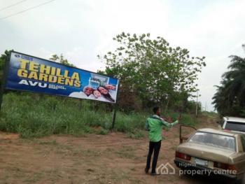 Tehilla Gardens Avu, Avu-oforola, Along Owerri Port-harcourt Road, Owerri, Imo, Mixed-use Land for Sale