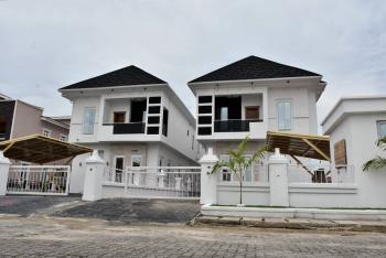 Luxury 2 Units of 5 Bedroom Mansions with Excellent Finishing, Victory Park Estate, Osapa, Lekki, Lagos, Detached Duplex for Sale