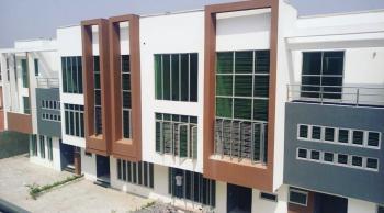 Luxury Four Bedroom Terrace with a Room Bq, Lekki Phase 1, Lekki, Lagos, Terraced Duplex for Rent