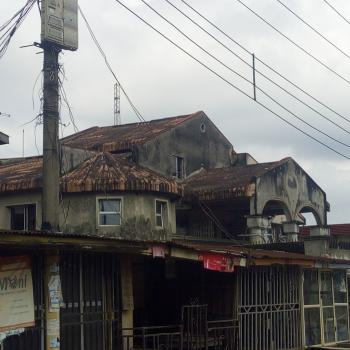 8 Bedroom Detached House, Dr. Fasheun Street, Off Ago Palace Way, Ago Palace, Isolo, Lagos, Detached Duplex for Sale