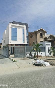 Sweet Luxury 5 Bedroom Mansion with Bq (swimming Pool), Olushola Alake, Lekki Phase 1, Lekki, Lagos, Detached Duplex for Sale