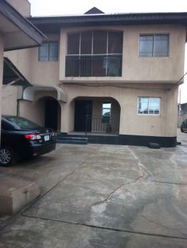 Lovely 3 Bedroom Flat, Fagba Estate, Fagba, Agege, Lagos, Flat for Rent