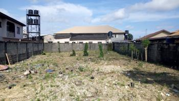 a Plot of Fenced Land, 5 Plots Away From The Express, Hopeville Estate, Sangotedo, Ajah, Lagos, Mixed-use Land for Sale