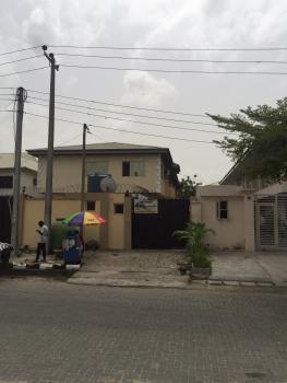 4 Bedroom Semi Detached House with Bq, Off Omorinre Johnson, Lekki Phase 1, Lekki, Lagos, Semi-detached Duplex for Rent