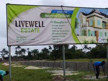 Get a Secured & Affordable Land Today at Ibeju Lekki, Ogogoro, Ibeju Lekki, Lagos, Residential Land for Sale