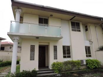 Luxury 4 Bedroom Semi Detached Duplex Plus 2 Rooms Bq, Osborne Foreshore Estate, Osborne, Ikoyi, Lagos, Semi-detached Duplex for Rent