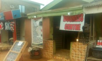 Shop/ Church Space/ School Space, Isittu Road Junction Egan Bus Stop, Igando, Ikotun, Lagos, Detached Bungalow for Rent