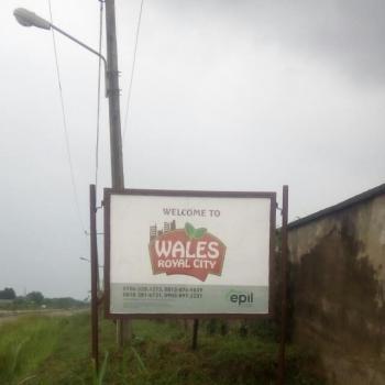 Plot of Land 648sqm, Wales Royal City Phase 2 Estate, Off Lagos-ibadan Expressway, Mowe Ofada, Ogun, Residential Land for Sale