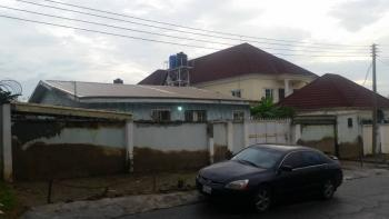 3 Bedroom Detached Bungalow with 2 Rooms Bq, Zone 5, Wuse, Abuja, Detached Bungalow for Sale