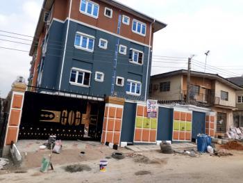 Newly 3 Bedroom Flat, Ogba, Ikeja, Lagos, Flat for Rent