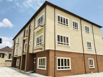 Brand New Four Bedroom Terrace with a Room Bq, Lekki Phase 1, Lekki, Lagos, Terraced Bungalow for Rent