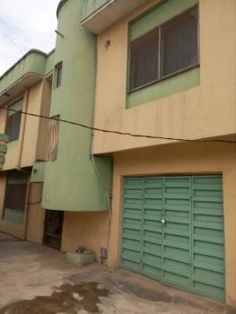 Decent 5 Bedroom Duplex Plus 2nos of 3 Bedroom in a Nice Neighborhood, Alidada Off  Ago Palace Way Okota, Ajao Estate, Isolo, Lagos, Detached Duplex for Sale