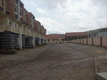 4 Bedroom Terrace, 2 Living Rooms and One Bq, Katampe Extension, Katampe, Abuja, Terraced Duplex for Sale