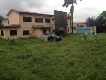 Fully Detached Duplex on 2400sqm Commercial Rd Suitable for Commercial Purpose, Onigbongbo, Maryland, Lagos, Detached Duplex for Rent