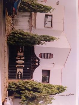Twin Duplex of 4 Bedrooms Semi Detached with One Room Guest Chalet and Two Bedrooms Bq, Abekuta Street, Area 8, Garki, Abuja, Detached Duplex for Sale