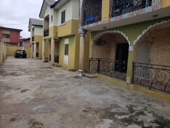 Decent and Neat 3 Bedroom Flat, Obadore, Igando, Ikotun, Lagos, Flat for Rent