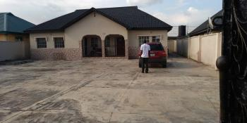 Self Alone in a Compound, 4 Bedroom Flat, Unity Estate, Igbogbo, Ikorodu, Lagos, Detached Bungalow for Rent