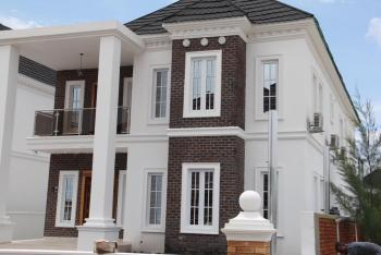 Luxury 5 Bedroom Fully Detached House with Bq, in a Well Planned Estate, Chevron Area, Lekki, Lagos, Detached Duplex for Sale