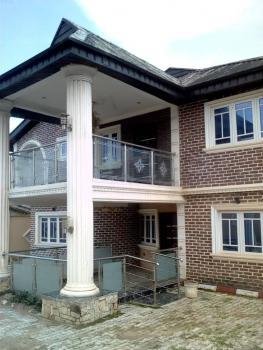 Brand New 2 Units of 4 Bedroom Duplex in a Nice Neighbourhood, Off Ait Road, Kola, Alagbado, Oke-odo, Lagos, Semi-detached Duplex for Sale