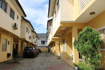 Strategically Located and Superbly Finished 3 Bedroom Terrace House with Boys Quarter, Osapa, Lekki, Lagos, Terraced Duplex for Sale