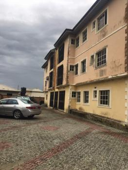 a Room Shared Flat, Aderenle Oni Street, Ogombo, Ajah, Lagos, Self Contained (single Rooms) for Rent