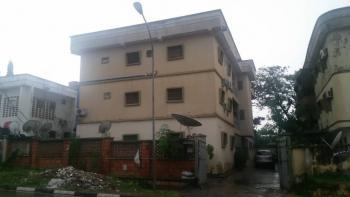 6 Units of 3 Bedroom Flat in a Block of Flats, Koforidua Street, Zone 2, Wuse, Abuja, Block of Flats for Sale