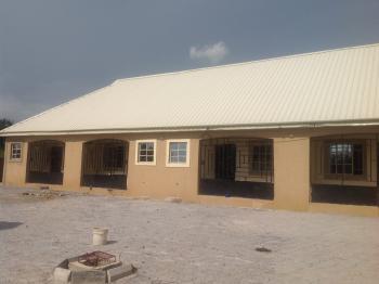 Newly Built One Bedroom Bungalow, Nyanya, Abuja, Mini Flat for Rent