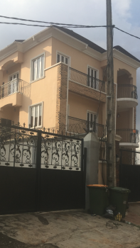 Brand New Massive Detached Duplex on 2 Floors, Akora Estate, Adeniyi Jones, Ikeja, Lagos, Detached Duplex for Sale