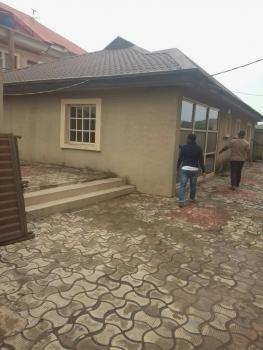 Three Bedroom Bungalow, Diamond Estate, Boys Town, Ipaja, Lagos, Detached Bungalow for Sale