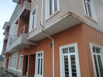 Luxury 4 Bedroom Terrace Duplex with Modern Touches, Behind Mobil Station, Oribanwa, Ibeju Lekki, Lagos, Terraced Duplex for Sale