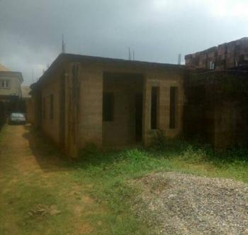 Uncompleted Decking House and Land with C of O for Sale, Alagbole, Akute, Ojodu, Lagos, House for Sale