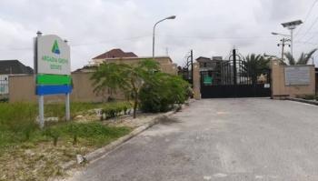 530 Sqm Land, Acadia Groove Estate, Close to Pinnock Beach, Osapa, Lekki, Lagos, Commercial Land for Sale
