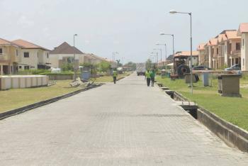 Corner Piece 1200m2, B37 Olowu Road,  Royal Garden Estate, Ajah, Lagos, Residential Land for Sale