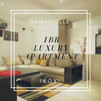 Heaven (luxury 1 Bedroom with Pool and Gym), Okotie Eboh, Old Ikoyi, Ikoyi, Lagos, Flat Short Let