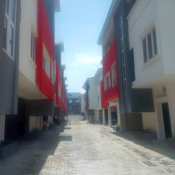 Brand New 4 Bedroom Terrace with a Bq, Kusenla Road, Ikate Elegushi, Lekki, Lagos, Flat for Rent