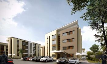 Newly Built 2-bedroom Apartment, Dahiru Musdafa Boulevard, Wuye, Abuja, Flat for Sale